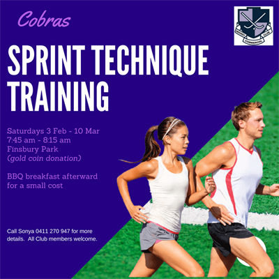 Sprint  Training
