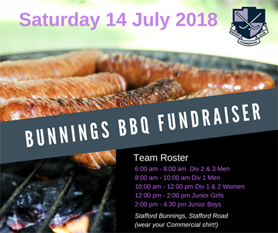 Bunnings  Sausage  Sizzle 14  July