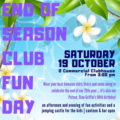 19  Oct 19  Fun day