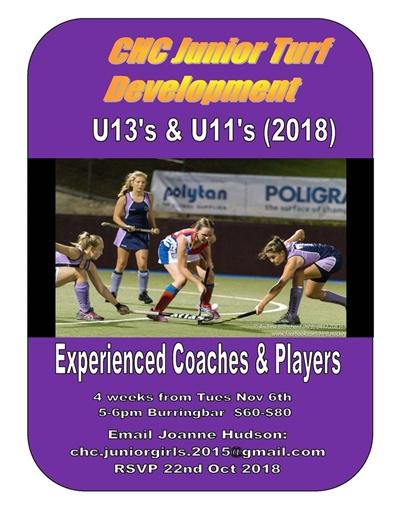 U13 & U11  Development