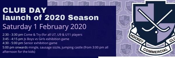 Club  Day 2020